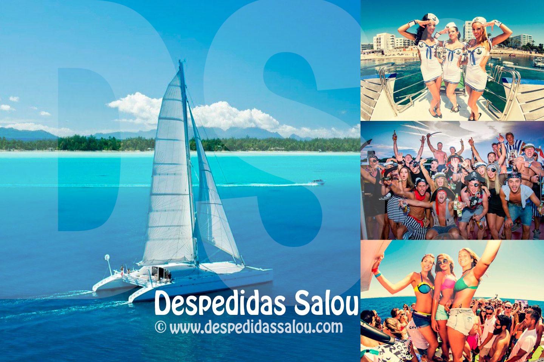 Fiestas en Barco Catamaran