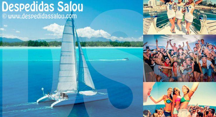 Despedidas y fiestas en Barco Catamaran Salou y Cambrils