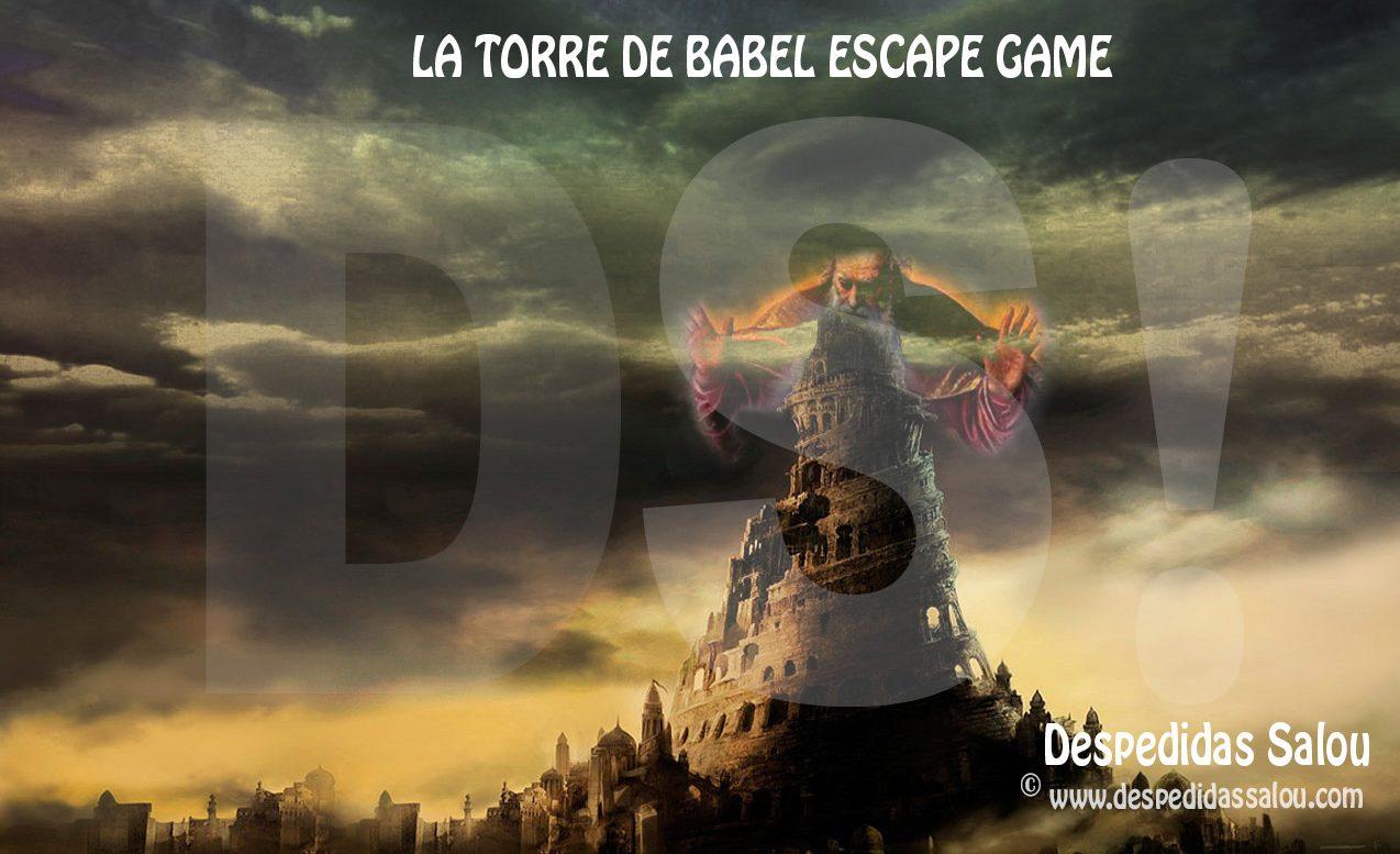 Escape Room Cambrls - La Torre de Babel