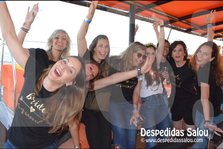 Fiestas en Barco Catamaran en Salou Cambrils